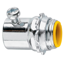 Connector with Insulated Throat
